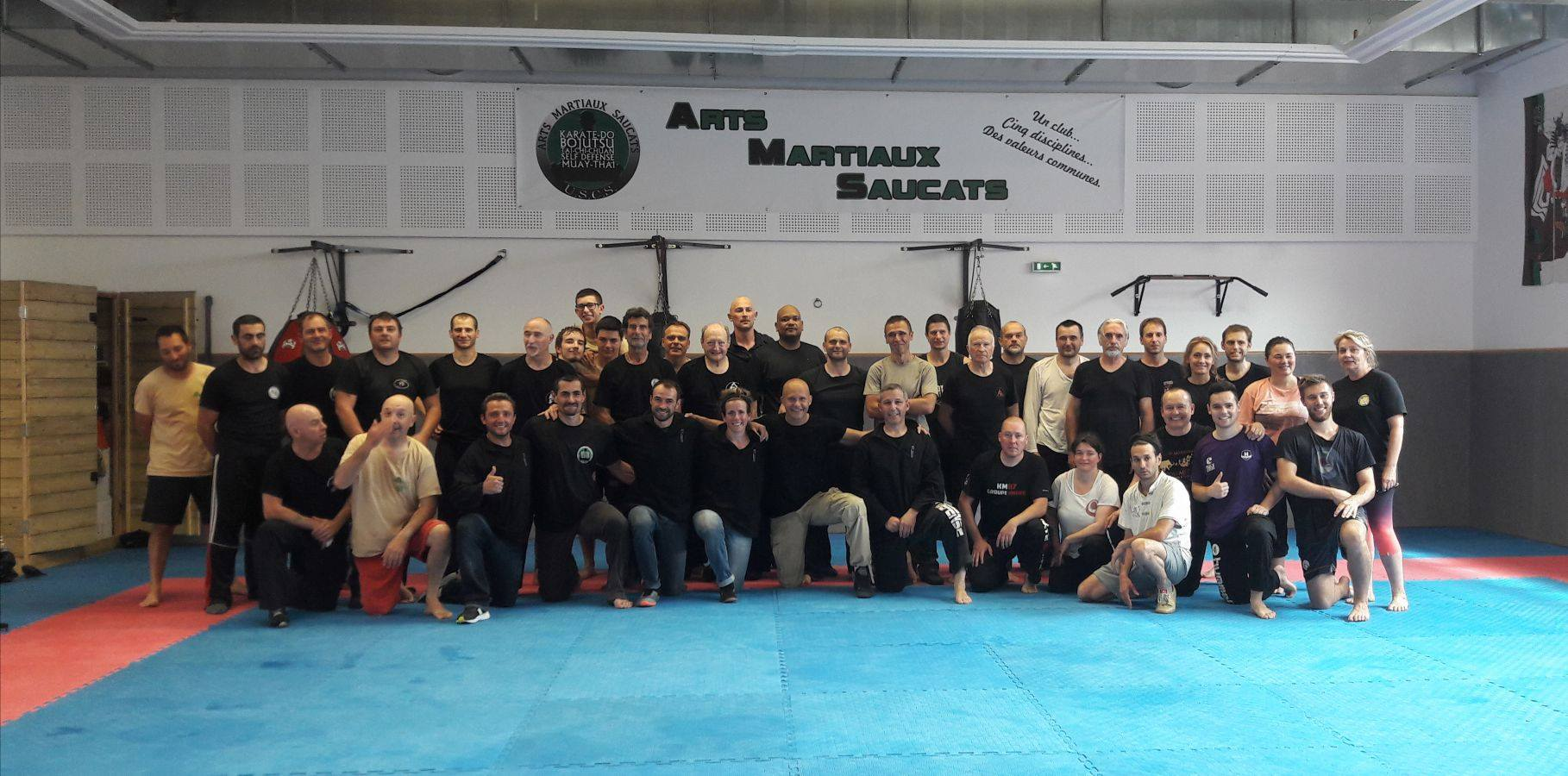 Groupe de self defense